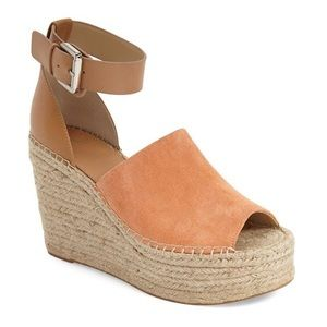 Marc Fisher Adalyn wedges size 9.5